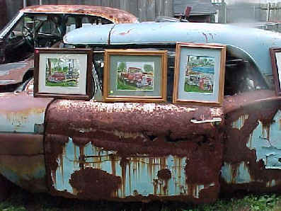The Junkyard Gallery